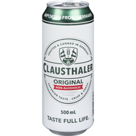 Clausthaler Alcohol Free Beer