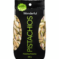 Wonderful Pistachios, Roasted & Salted