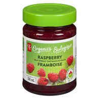 PC Organics Fruit Spread Raspberry