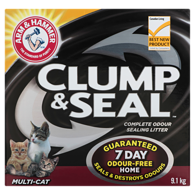 Clump & Seal Litter, Multi Cat