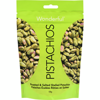 Wonderful Pistachios, Shelled