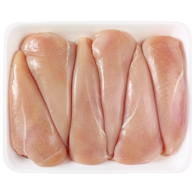 Chicken Breast, Club Pack Boneless Skinless