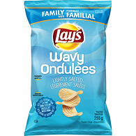 Wavy Lightly Salted Chips