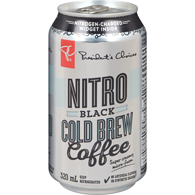 Cold Brew Nitro Black Coffee