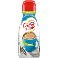 Liquid Creamer French Vanilla