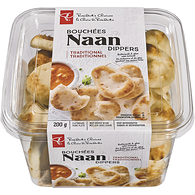 Traditional Naan Dippers