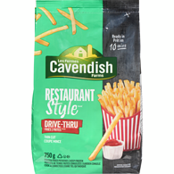 Cavendish Farms Restaurant Style Drive Thru Fries (750G)
