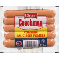 Coachman Wieners, Value Pack