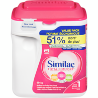 S1 Total Comfort Non-GMO Formula Value Pack