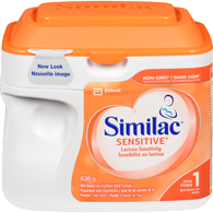 S1 Sensitive Infant Formula, Lactose Free