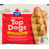 Top Dogs Chicken Wieners