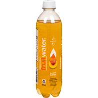 FruitWater Peach Mango