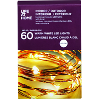 Twinkle Microdot Lights, 60 White