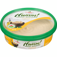 Hummus bio traditionnel