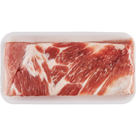 Free From Side Pork Piece, Tray Pack