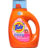 Liquid Detergent, April Fresh
