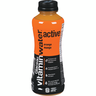 Active Nutrient Enhanced Water Beverage Orange Mango