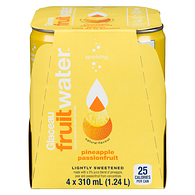 Fruit Water, Pineapple Passion (Case)