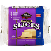 Process Cheese Product Havarti Flavoured Thick 16 Slices
