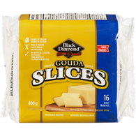 Process Cheese Product Gouda Flavoured Thick 16 Slices