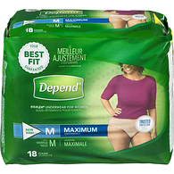 Underwear For Women, Max Absorption Medium