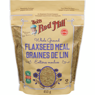 Flaxseed Meal Whole Ground