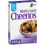 Cheerios Cereal, Multi-Grain