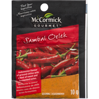 Sambal Oelek Seasoning