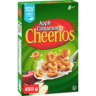 Cheerios, Apple Cinnamon Cereal