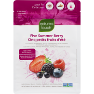 Five Summer Berry