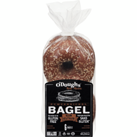 Bagel Thins Pumpernickel