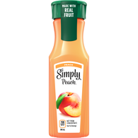 Real Fruit Beverage Peach
