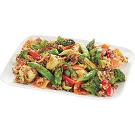Szechuan Style Quinoa & Veggies Stirfry Kit, Serves 2