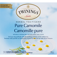 Herbal Tea Pure Camomile 50 Individual Tea Bags Sealed for Freshness