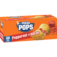 Pizza Pops, Pepperoni Bacon