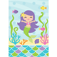 Loot Bag, Mermaid and Friends