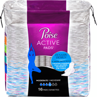Active Pads, moyenne