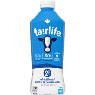 Fair Life Ultra Filtered Milk, 2%