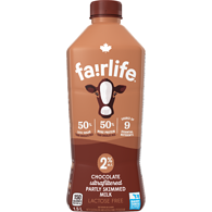 Fair Life Ultra Filtered Chocolate Milk, 2%