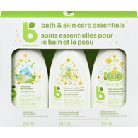 Bath & Skin Care Essentials Kit