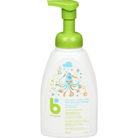 Shampoo & Body Wash Fragrance Free, 473ml