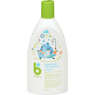 Bubble Bath Fragrance Free 591ml