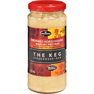 Prepared Horseradish Keg Extra Hot 250 ml