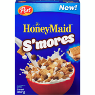 Post Honey Maid Cereal S'mores