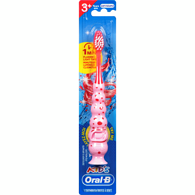 Kids Manual Toothbrush Strawberry Rush