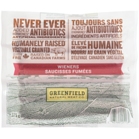 Greenfield Natural Meat Co. Wieners