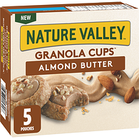 Granola Cups, Almond Butter