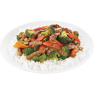 Uncooked, Beef & Broccoli Stirfry Meal Box, Serves 4