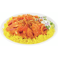 Uncooked Butter Chicken with Rice Meal Box, Serves 4