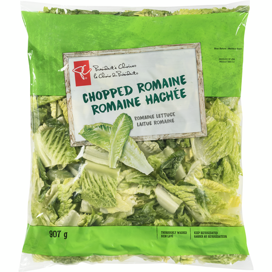 Romaine Hachee 907 G PC